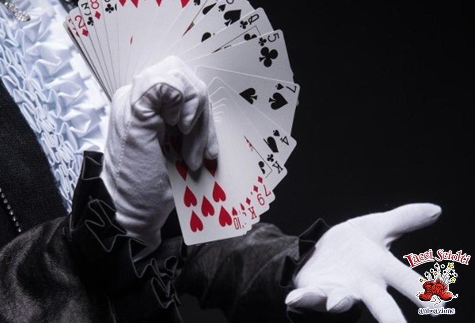 Spettacolo magia e grandi illusioni