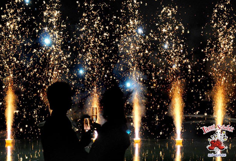 Spettacolo Fuochi Artificio