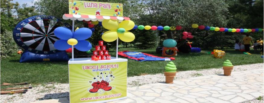 Luna Park - Lacci Sciolti