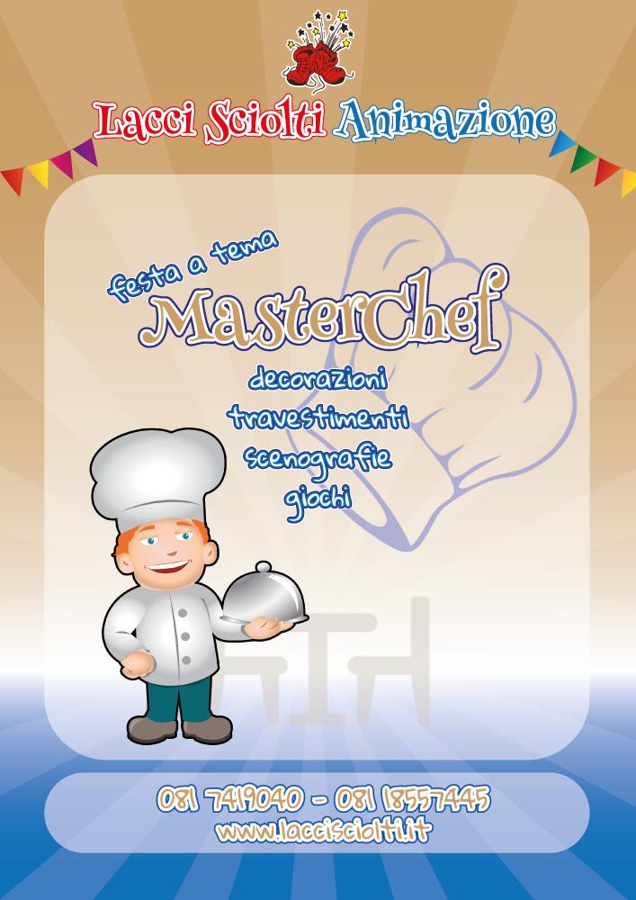 master chef - cuoco