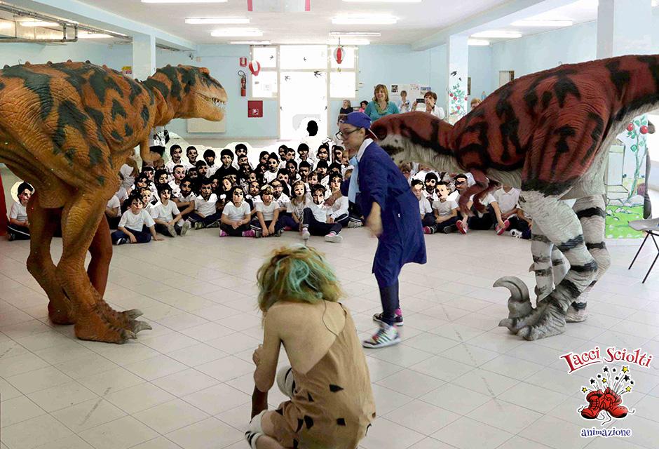 Spettacolo Dinosauri