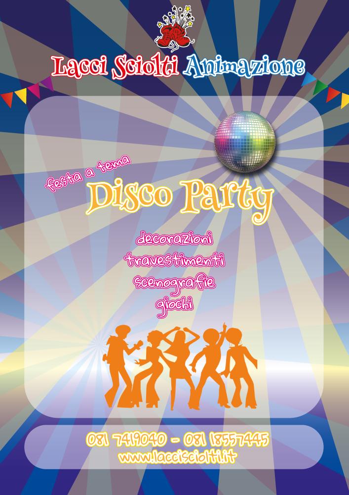 disco party - discoteca ragazzi