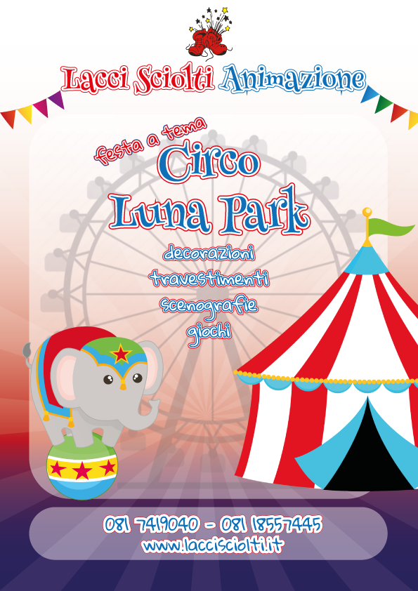 Luna Park - Circo Napoli