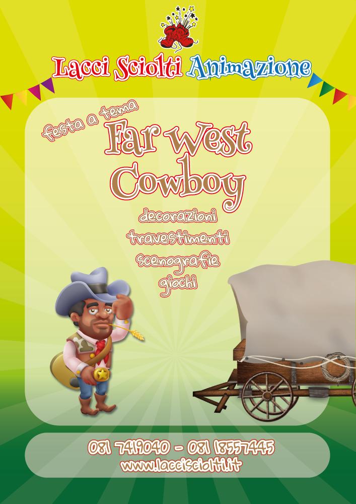 cow boy - far west napoli